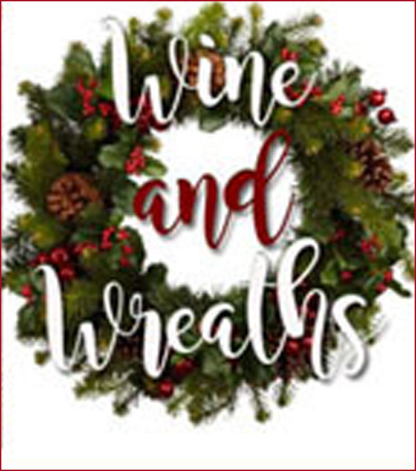 Wine & Wreaths Ticket for Guest Product Image